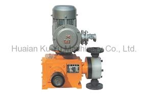 How do metering pumps clean better?