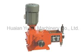 J-W plunger metering pump