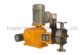 J-ZM type hydraulic diaphragm metering pump