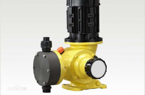 浅析隔膜计量泵的结构原理特性