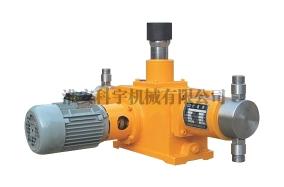 隔膜式计量泵故障应如何处理