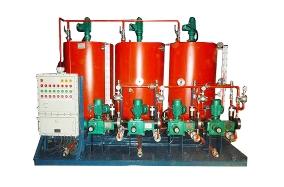 专业的计量泵厂家是通过什么方式减轻水泵磨损?