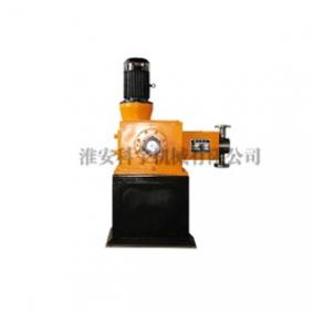 关于气动隔膜式计量泵泵隔膜片的相关介绍!
