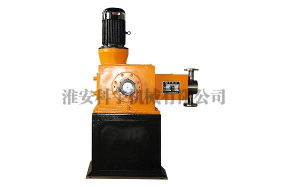 江苏J-D型柱塞式计量泵