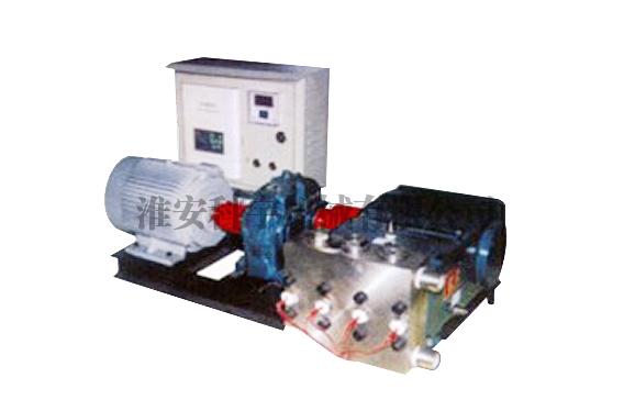 3J-J4型高压计量泵