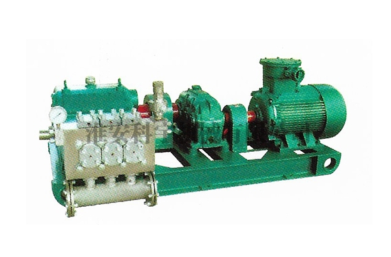 3DP80型高压三柱塞泵