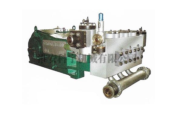 3DP270型高压三柱塞泵