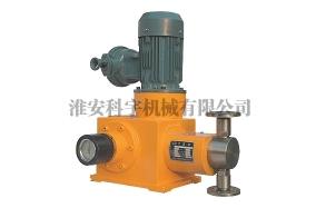 吴江J-X型柱塞式计量泵