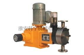J-XM型液压隔膜式计量泵