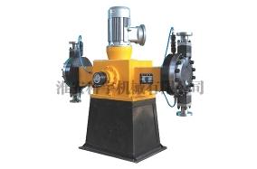 2J-TM型液压隔膜式计量泵