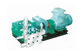 3DP20型高压三柱塞泵