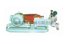 常熟3DP35型高压三柱塞泵