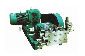 3DP60型高压三柱塞泵