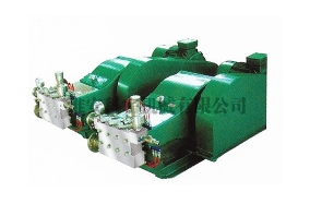 3ZH75型高压三柱塞泵