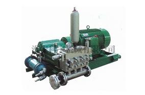 3ZH120型高压三柱塞泵
