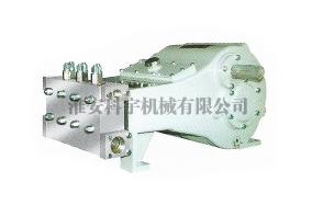 3ZH75-100型高压三柱塞泵