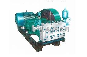 3DP120型高压三柱塞泵