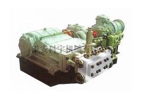 A150高压三柱塞泵
