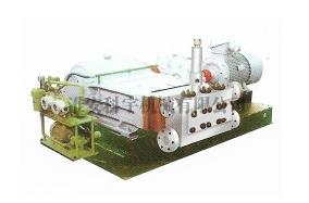 A170高压三柱塞泵