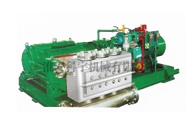 A200型高压三柱塞泵